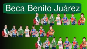 Disponibles las Becas Benito Juárez para niños