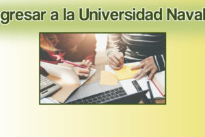 Convocatoria Universidad Naval 2020