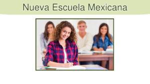Futuro de estudiantes Nueva Escuela Mexicana