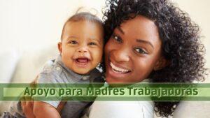 ¿Dónde puedo solicitar apoyo económico para madres solteras?