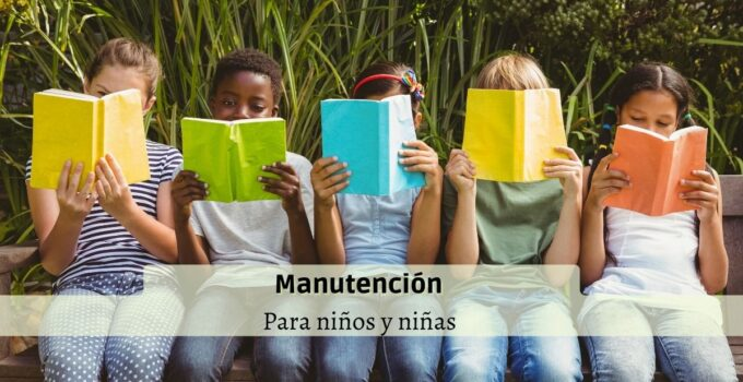 Manutención para hijas e hijos estudiantes.