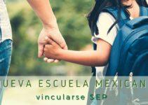 Nueva Escuela Mexicana vinculada con la SEP